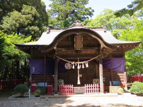 麻賀多神社船形ー12