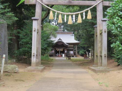 熊野神社ー1