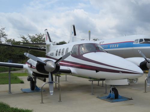 航空博物館ー17