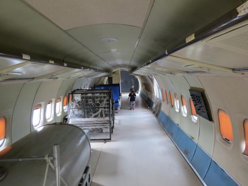 航空博物館ー19