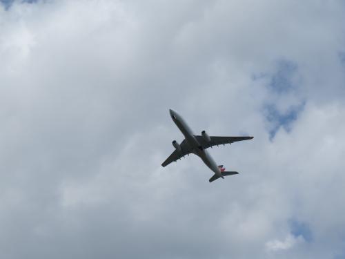 航空博物館ー22