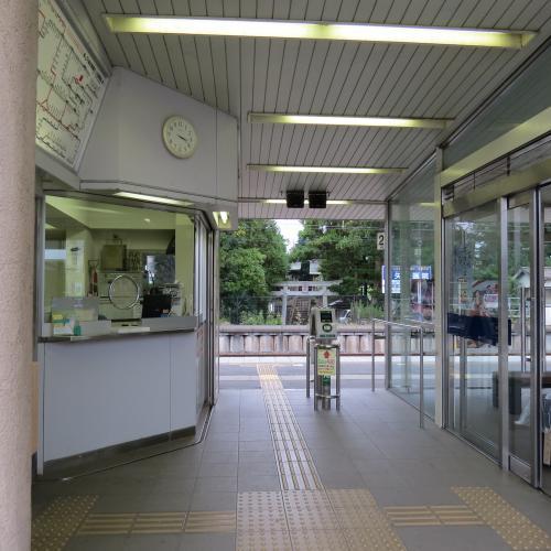 滑河駅ー22