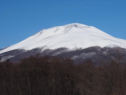 浅間山140311