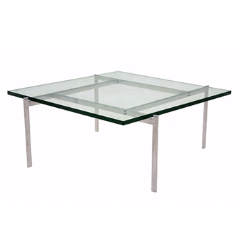 PK Glass table