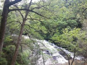 140612二畳ヶ滝②