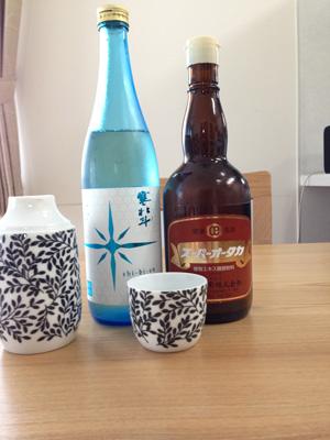 お酒と酵素