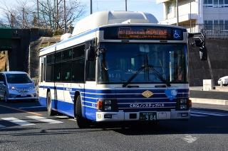 桶狭間交差点 名古屋交通局 市バス