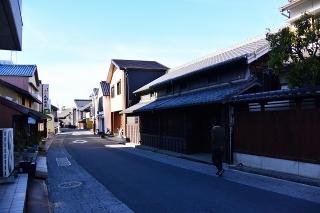 有松 旧東海道