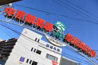 中京競馬場駅前商店街