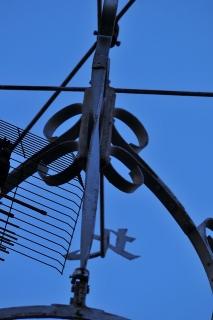 針崎町東カンジの火の見櫓