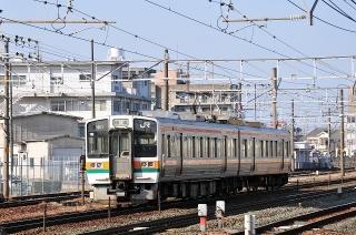 飯田線用 213系