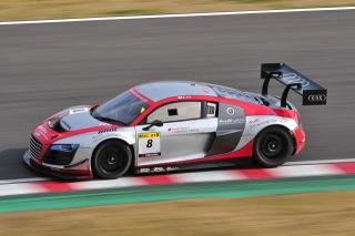 スーパー耐久 TS-3(ST-X) TEAM NOVA Audi R8 LMS ultra/R8 LMS
