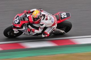 Honda 鈴鹿レーシングチーム 安田毅史 ホンダCBR1000RR