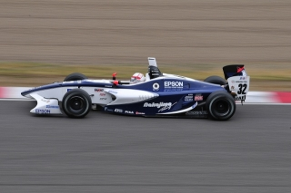 NAKAJIMA RACING (Honda) スーパーフォーミュラ SF13