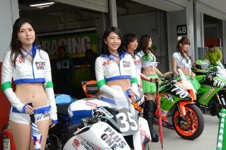 プラスワンMCRT&山科カワサキKENレーシング&B-SQUARE RACING カワサキZX-10R