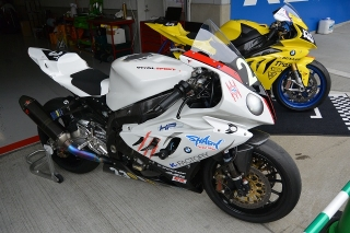 TEAM VITAL SPRIT&TEAM Tras Hight Performance BMW S100RR