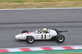Honda RA272(山本尚貴選手)