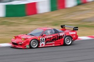 NSX GT2(1995年) 1995年 ル・マン GT2クラス優勝