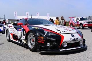 GAZOO Racing LEXUS LFA (2011年ニュルブルクリンク耐久レース参戦車両)