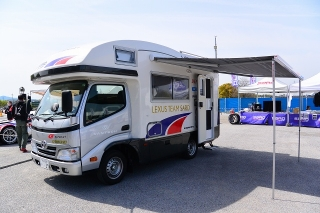 LEXUS TEAM SARD / TEAM SUPPORT CAR ZiL