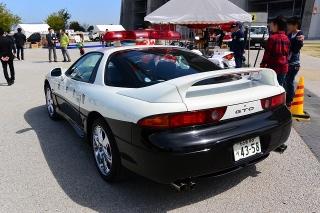 愛知県警察 高速道路交通警察隊 三菱GTO-MR パトカー