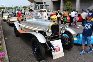 ハッピネス・ヒル・幸田 わくわくキッズフェスティバル2014 ビンテージカー&スーパーカー展 アルビス