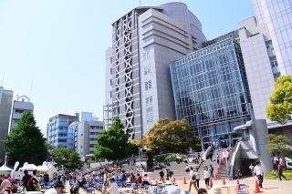 栄ミナミ音楽祭'14 矢場公園
