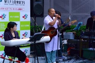 栄ミナミ音楽祭'14 Heartfull Hospital