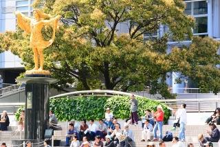 栄ミナミ音楽祭'14 夢の女神像