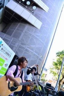 栄ミナミ音楽祭'14 匂い蜂