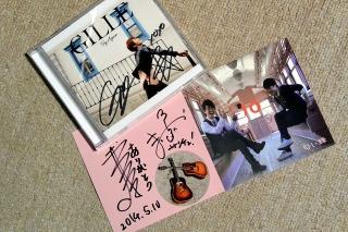 栄ミナミ音楽祭'14 GILLE&匂い蜂 CD