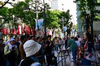 栄ミナミ音楽祭'14 小川エリ