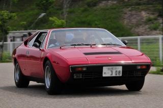 第25回 クラシックカー・フェスティバル ディーノ 308 GT4
