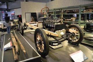 トヨタ博物館 開館25周年記念 企画展 トヨタ博物館「裏」展