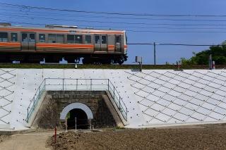 JR 山田下橋りょう