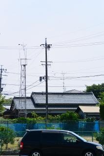 岡崎市福岡町居屋敷10の火の見櫓