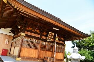 神明社(坂左右神社)