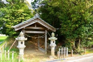 青塚古墳祭祀殿