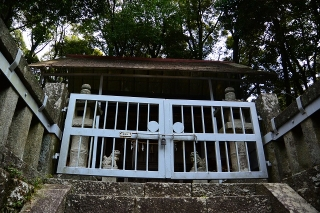 村積神社(奥宮)