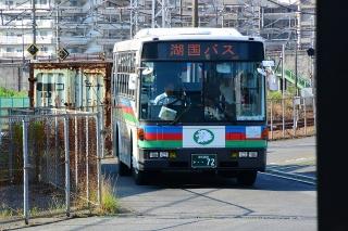 湖国バス シャトルバス