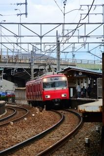 名鉄 男川駅