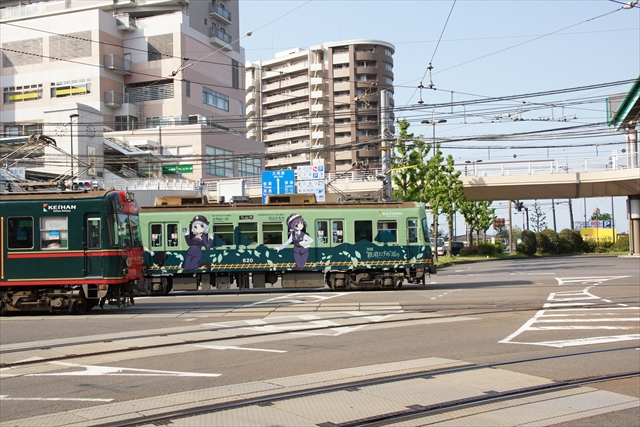 坂本ケーブル・鉄道むすめ