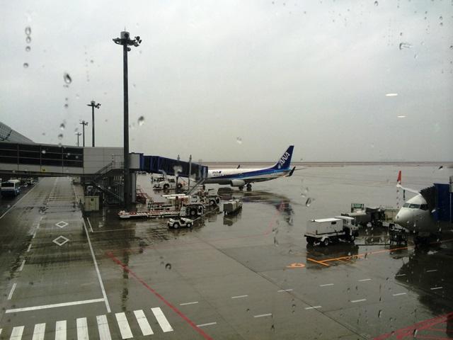 セントレア飛行機