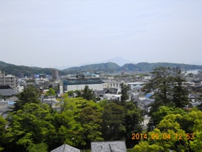 14.5松江城3