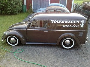 vw beetle wagon