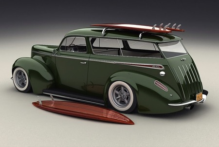 ford 1940 Custom1