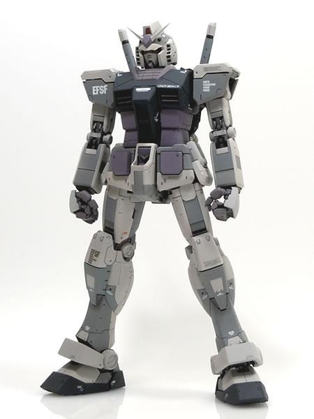 MG G-3ガンダム Ver.3.0 製作005