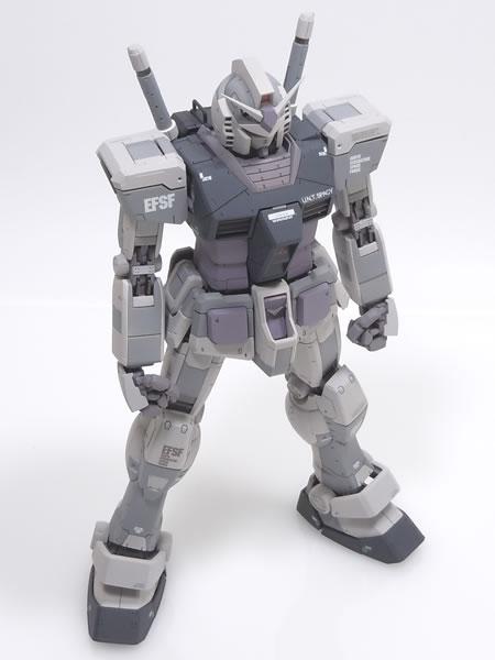 MG G-3ガンダム Ver.3.0 製作006