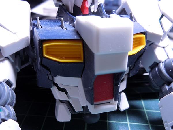 MG νガンダム Ver.Ka 2 製作09