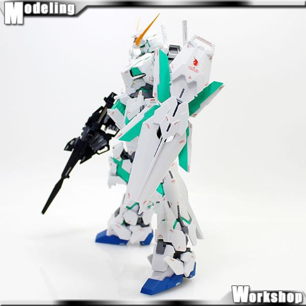 MG ユニコーンガンダム 製作12